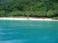Seven Commando Beach, Palawan