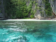 Simizu Island, Palawan