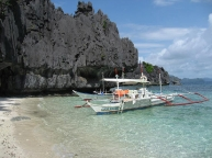 Simizu island, El Nido