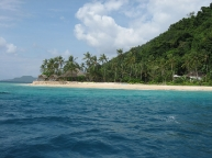 Waters of El Nido
