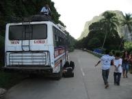 El Nido to Puerto Public Bus