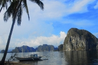 Paradise Beach, El Nido