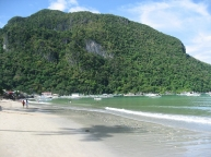 El Nido Beach, Palawan