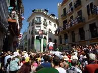 Sitges Cap de la Vila square