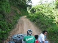 Trip across the Palawan jungle