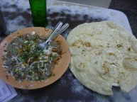 Mutton-meal