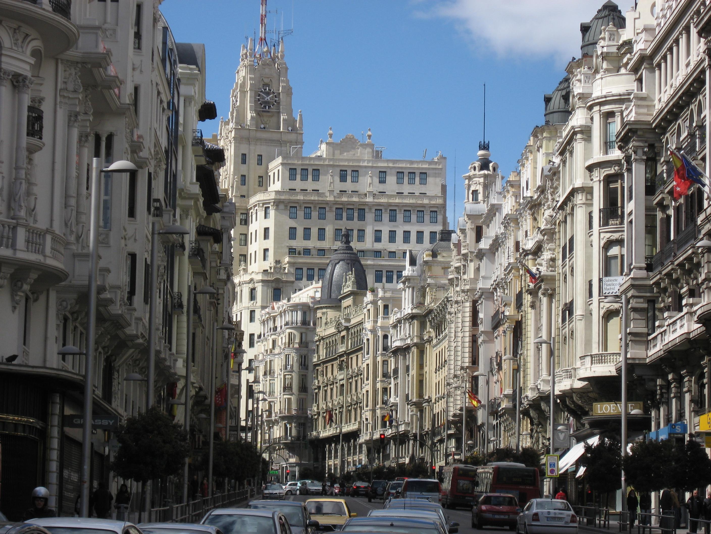 День первый(Мадрид) Прибытие в Мадрид. Трансфер в отель. Свободное